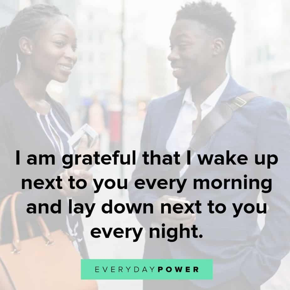 cute good morning quotes for him