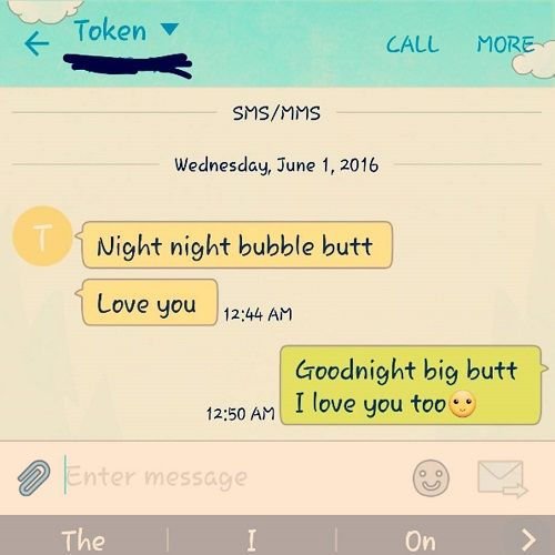 Funny Goodnight SMS