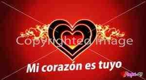 Los corazones como símbolo del amor (3)