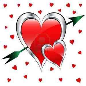 Los corazones como símbolo del amor (8)