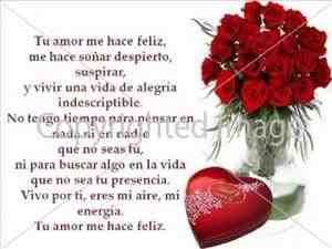 Poemas de Amor para mi Novia de Buenos Días (6)