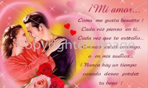 Poemas de Amor para mi Novia en San Valentín (4)