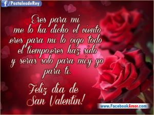 Poemas de Amor para mi Novia en San Valentín (5)