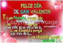 Poemas de Amor para mi Novia por San Valentín (2)