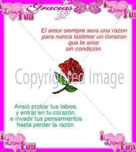 Poemas para una Novia Romántica (6)